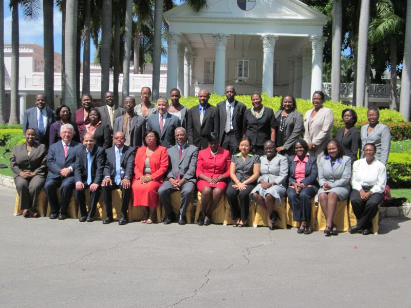 Meeting of Caribbean Debt Managers - Montego Bay, JA; October 2011
